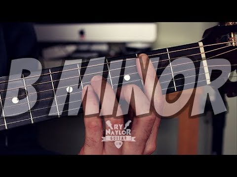 B Minor Guitar Chord Lesson - Easy and Alternative Bm Chord Grips ...