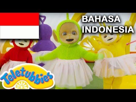 ★Teletubbies Bahasa Indonesia★ Balet ★ Full Episode - HD | Kartun Lucu 2019