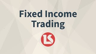 CFA Level 1 Fixed Income Trading