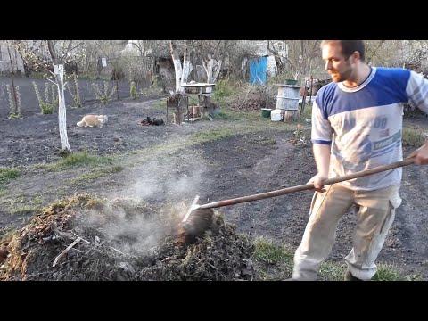 Как приготовить компост за ОДНУ НЕДЕЛЮ! Быстрый компост