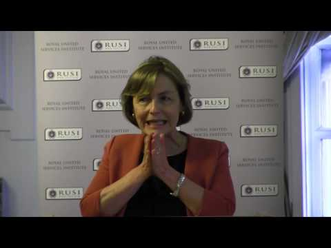 The challenges facing the United Nations: A speech by Vesna Pusić