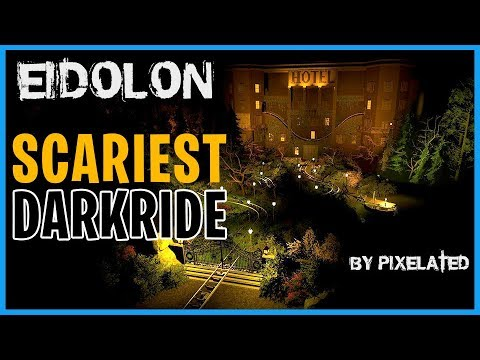 EIDOLON: Scariest Dark Ride Ever Made! Coaster Spotlight 384 #PlanetCoaster