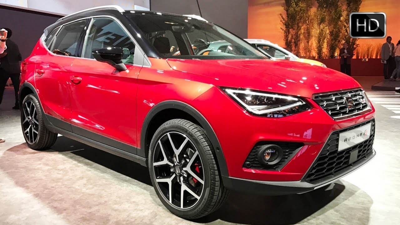2018 seat arona fr suv exterior interior design overview hd youtube. Black Bedroom Furniture Sets. Home Design Ideas