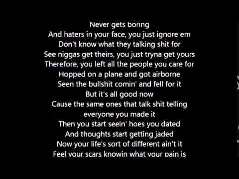 Wiz Khalifa - Cameras Lyrics (HQ/CDQ)