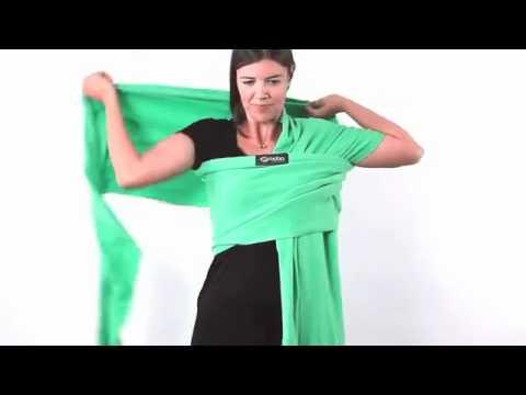 Vidéo - Comment attacher votre écharpe Boba Wrap - www.arche-de-neo ... c86272ef00f