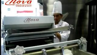 Formadora de Pan - Parte - I - Nova Industrial Tools SAC
