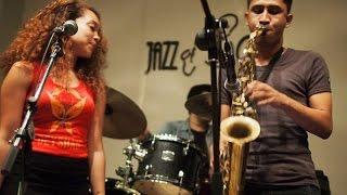 Anggi Harahap Romantic Sax Jazz Musician