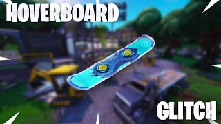 New Fortnite Hover Board Glitch!