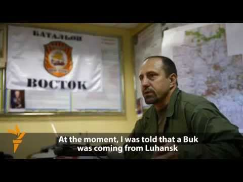 Khodakovsky: «I knew that a BUK came from Luhansk at the time of #MH17 downing»