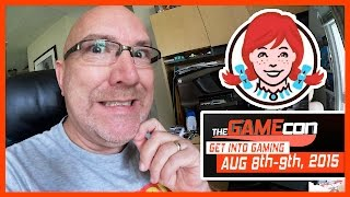 Drive In Theatre, Thegamecon, Wendy's Canadian Gift Cards, Cats & Dogs   Ken's Vlog #414