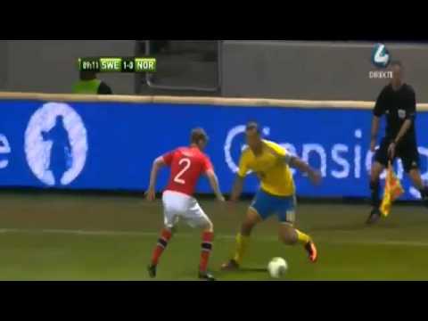 Ibrahimovic Skills