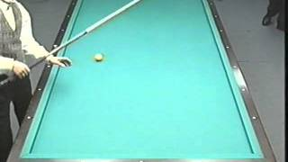 Semih Sayginer Vs Ira Lee 1994 Sang Lee 3 Cushion Open