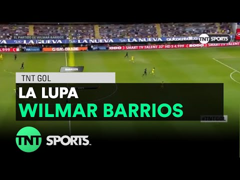 La Lupa: el partido de Wilmar Barrios