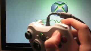 How to reset the resolution on an Xbox 360