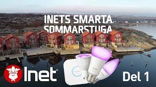 Del 1: Belysning - Inets Smarta Sommarstuga