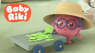 BabyRiki RO - Ferma Lui Ariciu | Copiii învață Animalele Domestice Desene Animate Educative