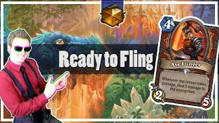 Hearthstone: Ready To Fling