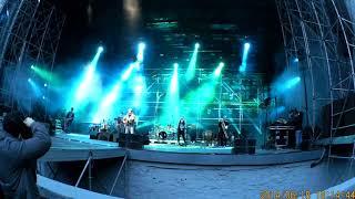 Смотреть видео ДДТ - Ленинград@Зелёный Театр. Москва 18.06.2014 онлайн