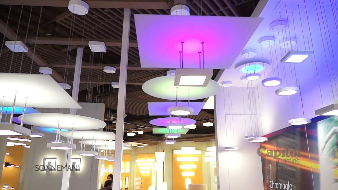 Top 5 new innovative led lighting fixtures
