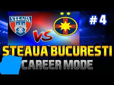 FTSP 18 CARIERA cu Steaua #4-Avem meci cu CSA