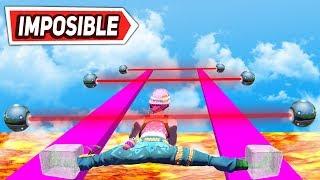 *SLIDE IMPOSIBLE* 12 NIVELES IMPOSIBLES FORTNITE SLIDE