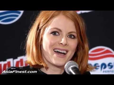 Emily Beecham Answers Fan's questions in the AMC Into the Badlands TV Show Panel at NYCC 2015