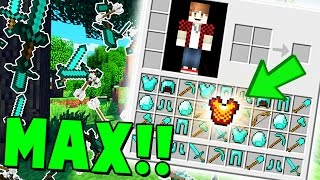 MAXED OUT!! BEST ARMOR IN THE GAME! | Minecraft: Money Wars 1.9 SOLO #12