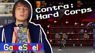 Contra: Hard Corps - GameShelf #28