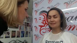 Дневной макияж.Урок 1.