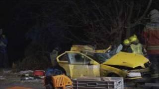 2010 Montage vidéo intervention désincarcération accident de la route
