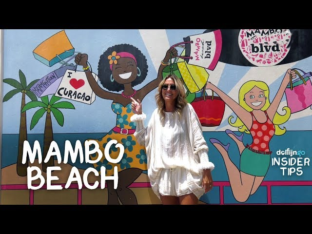 DIT IS MAMBO BEACH CURAÇAO