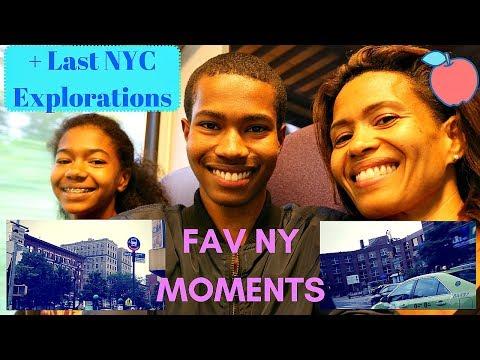 TOP THINGS TO EXPERIENCE IN NY! +LAST NYC VIEWS & EXPLORING NEW YORK (HARLEM) [NY DAY 4]