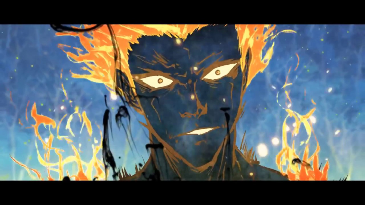 """Download Chinese Anime Best Fight """"Fire Vs Ice"""" Fog Hill of the Five Elements"""
