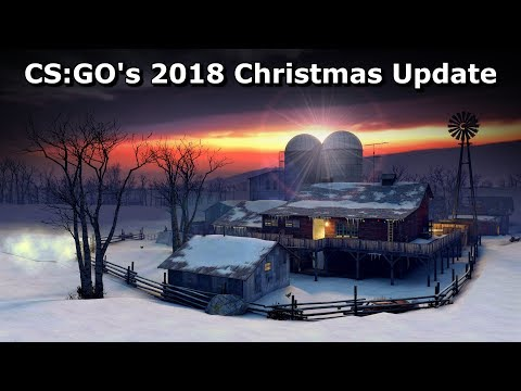 CS:GO's Christmas Update - Super Late Edition