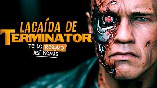 La Saga de Terminator, Parte Dos | Te Lo Resumo Así Nomás#178