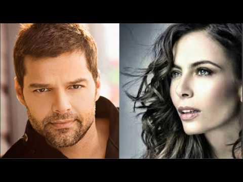 Sasha Sökol Y Ricky Martin   -  Todos Mis Caminos Van A Ti