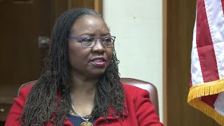 Maxine White is Milwaukee County's first African-American chief judge