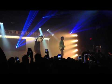 We Dem Boyz Ft. Wiz Khalifa Drake Warehouse Live - HAW 2014