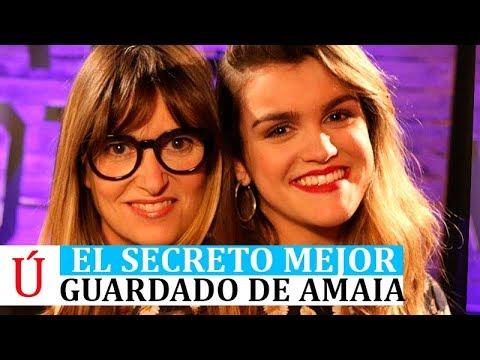 Noemi Galera devela el secreto mejor guardado de Amaia Romero de Operación Triunfo 2017