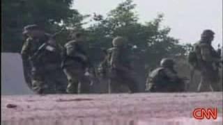 Нападение на российскую колонну - Attack on the Russian column August, 12th, 2008 South Osetia