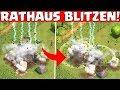 RATHAUS BLITZEN! || CLASH OF CLANS || Let's Play CoC [Deutsch German HD]