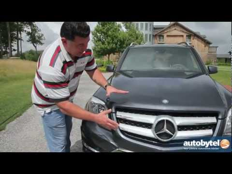 2013 Mercedes-Benz GLK350 Luxury Crossover SUV Video Review