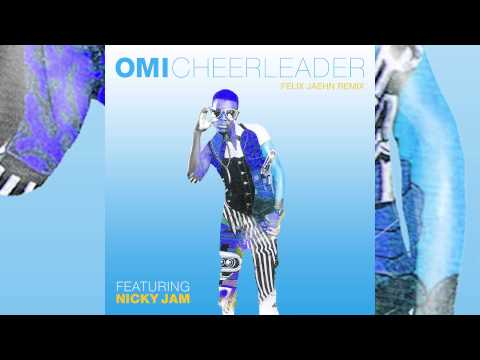 OMI feat. Nicky Jam - Cheerleader (Felix Jaehn Remix) [Cover Art]