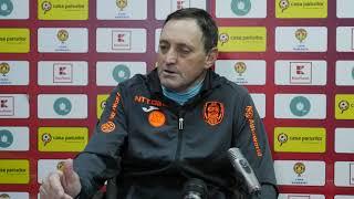 Toni Conceicao dupa Gaz CFR 0-1 | novatv.ro