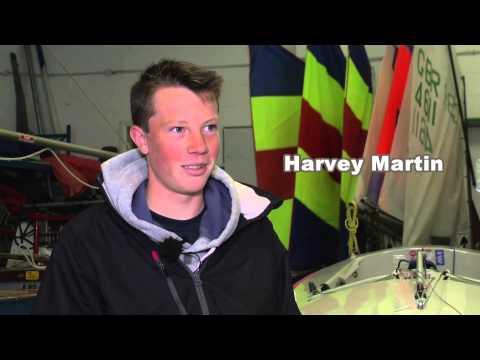 Huub Design Junior Sportsman of the Year - Harvey Martin and Bradley Moore