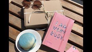Обзор на мой ежедневник 📓 Как я оформляю свою неделю