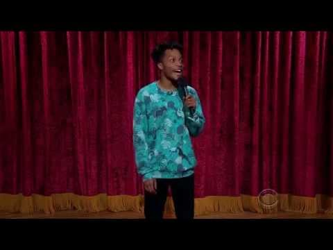 Jermaine Fowler on the Late Late Show