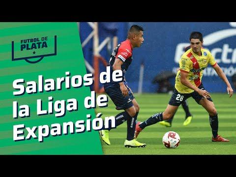 ¿Cuánto gana un jugador de la Liga de Expansión MX? | Futbol de Plata