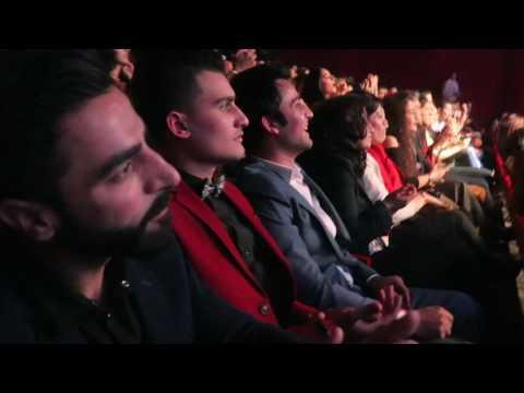 vlog # 25   Aryana Sayeed concert in Amsterdam