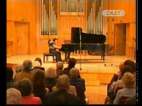 "Aria (Don Ottavio) - from Mozart's opera ""Don Giovanni' : Emilia Mihaylova & Valentina Seferinova"